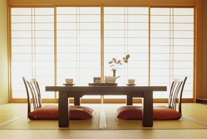 Arredare in stile Japandi