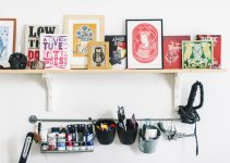 picture ledge shelf