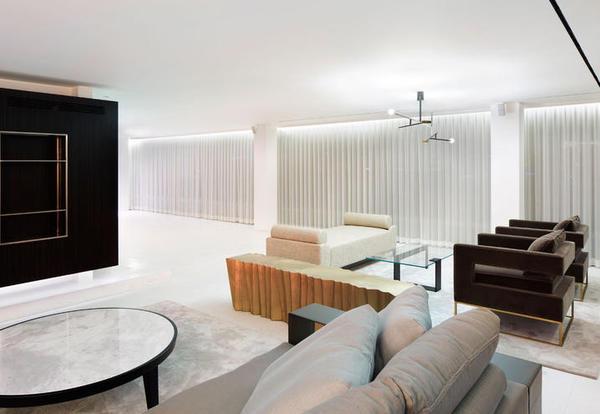 Le due pi belle case di lusso ristrutturate di recente for I piu bei interni di case