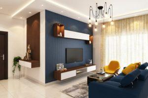 colori e materiali soggiorno